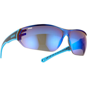 UVEX Sportstyle 204 Glasses blue/blue